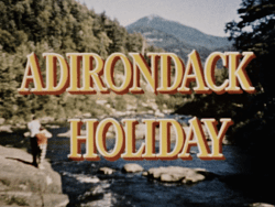 adirondack holiday