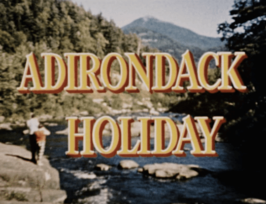 adirondack holiday