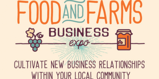 food and farms business expo