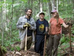 NFCT Stewardship Crew Members