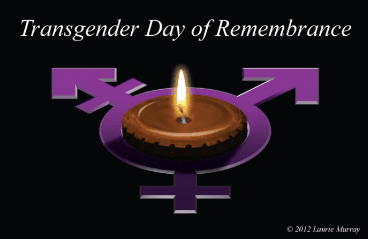 transgender day of rememberance