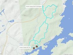 Peavine Swamp Ski Trail