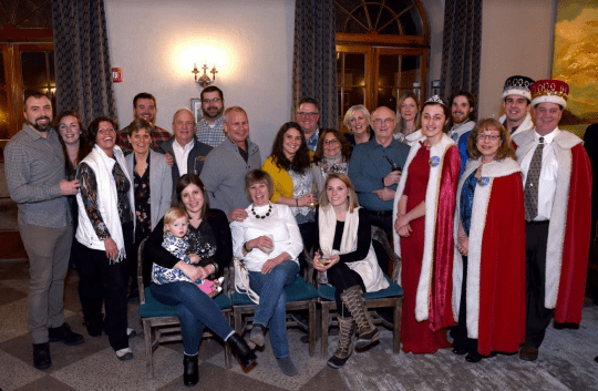 2018 Grand Marshal and Royalty Reception