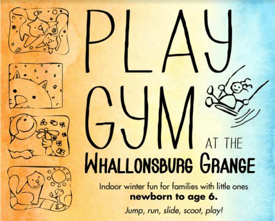 grange play gym