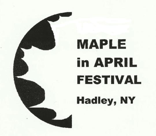 maple in april