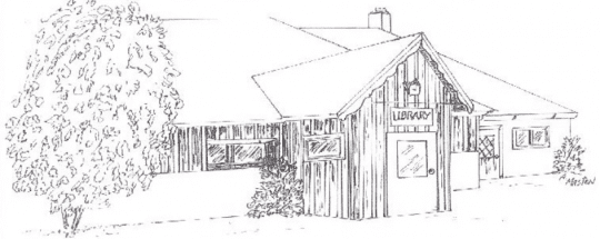 Town of Johnsburg Library illustration