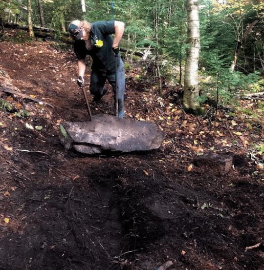 trail crew laborer