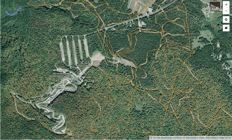 Mt Van Hoevenberg Recreation Area