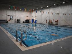 NCCC pool