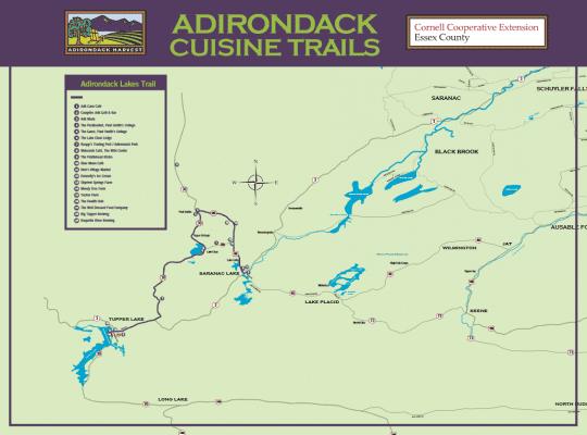 Adirondack Lakes Cuisine Trail