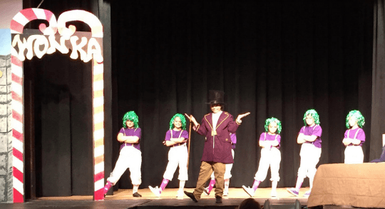 Wonka performance