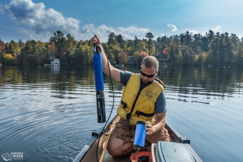 2018 Mirror Lake Monitoring Report Released - - The