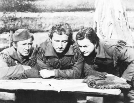 Northwest Passage Walter Brennan Spencer Tracy Robert Young