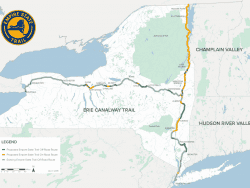 proposed Empire State Trail
