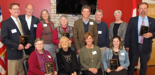 2018 AARCH Preservation Award Winners