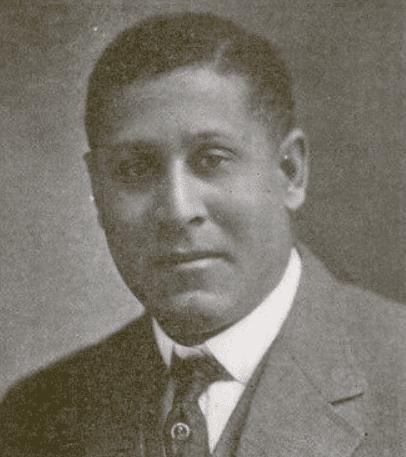 Barber in November 1912