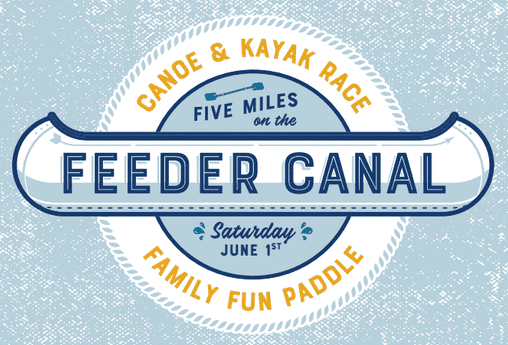 Feeder Canal Alliance Canoe and Kayak Race