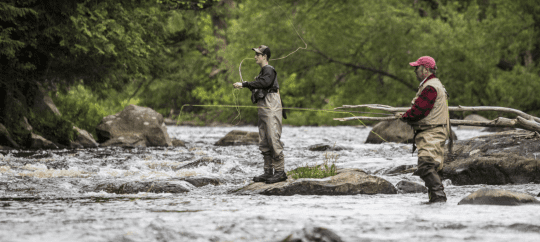 Hendrickson Hatch Fly Fishing Tournament