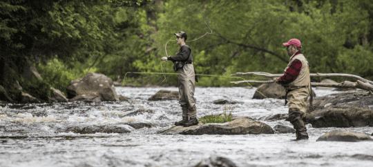 Hendrickson Hatch Fly Fishing Tournament