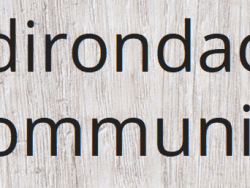 adirondack community