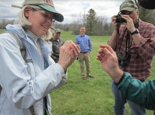 bird banding program provided