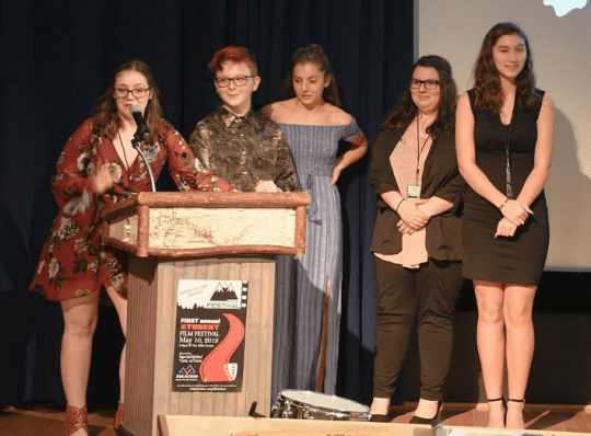 Beyond the Peaks Student Film Festival winners by Kate Santana