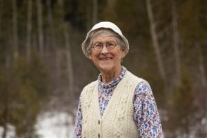 Ruth Kuhfahl is known by many in the environmental community in the Adirondacks for her trail work and more.