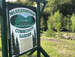 Warrensburgh Community Garden