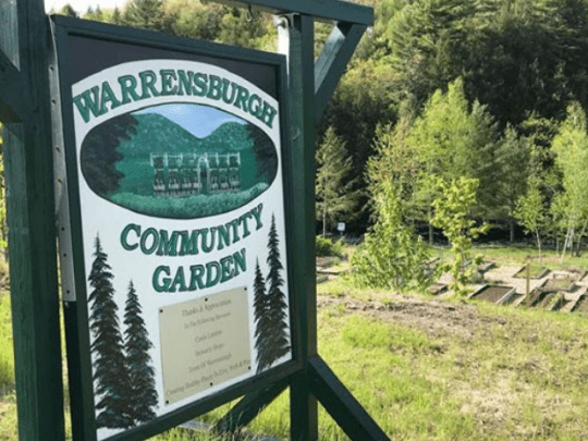 Warrensburgh Community Garden