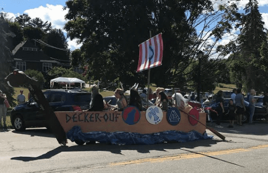 Westports annual Independence Weekend Parade