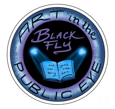 black fly logo