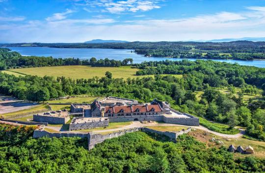 Fort Ticonderoga courtesy Carl Heilman II