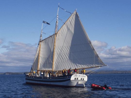 Lois McClure courtesy Lake Champlain Maritime