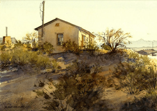 Terlingua by Richard Sneary