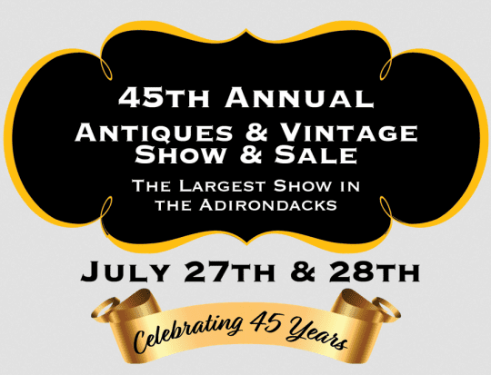 antique and vintage show and sale