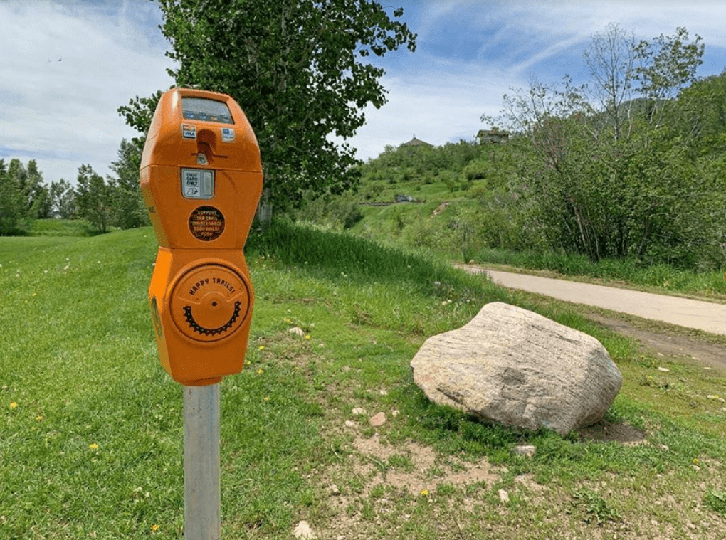 Could Trailhead Hiking Meters Help Fund Trails? - - The