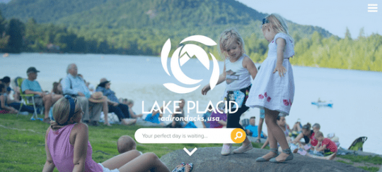 lake placid website