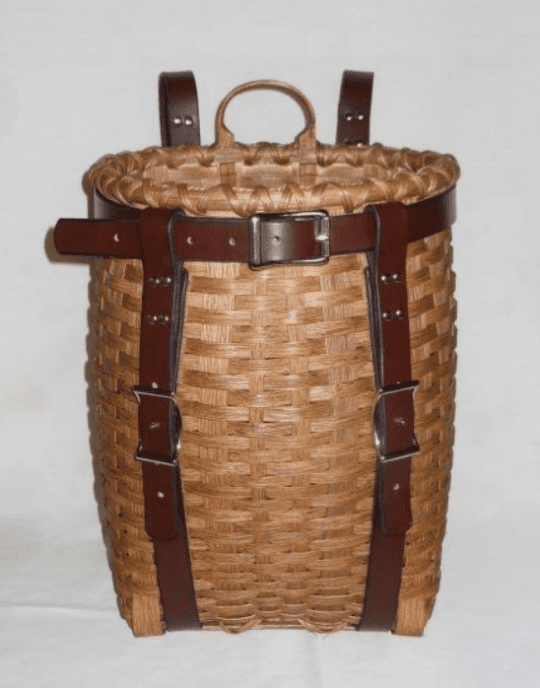 pack basket provided by View