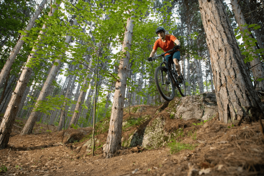 wilmington mountain biking