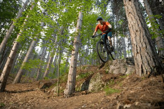 wilmington mountain biking