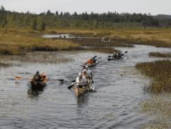 90 miler Adirondack Canoe Classic