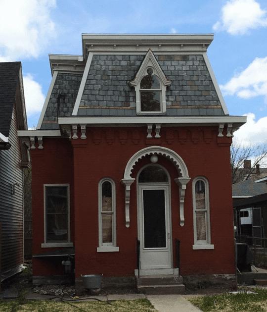 Dr Ferguson House in Glens Falls
