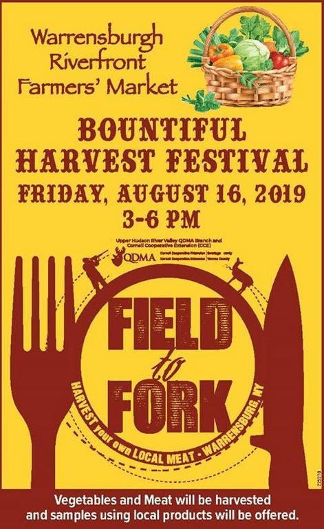 bountiful harvest fest