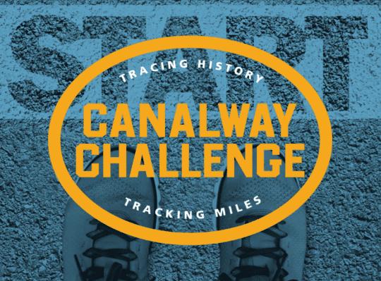 canalway challenge logo