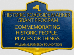 pomeroy foundation sign