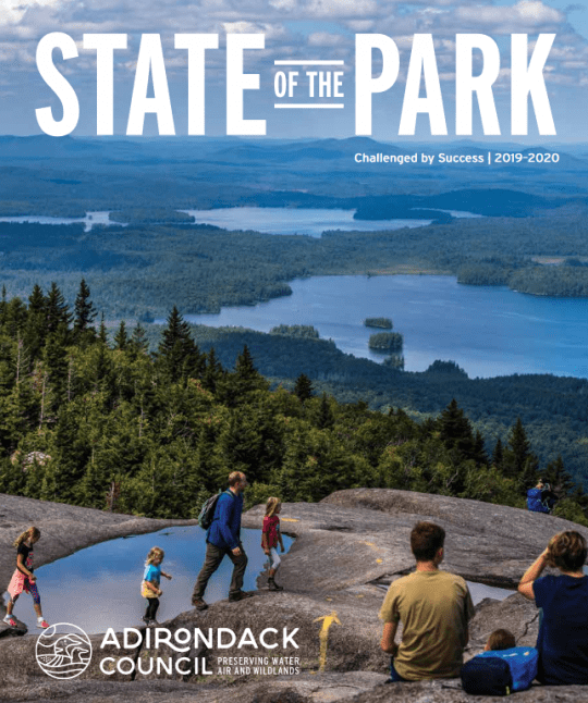 2019 state of the park