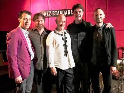 Emilio Solla y Bien Sur at Jazz Standard in New York City