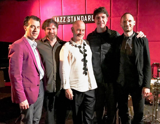 Emilio Solla y Bien Sur at Jazz Standard in New York City
