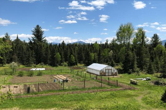 Sanctuary Farm in Vermontville