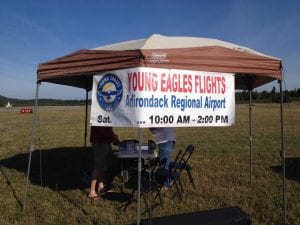 Young Eagle Flights